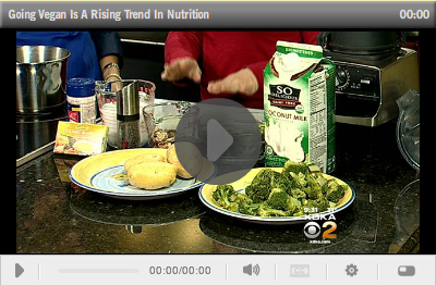 Going Vegan Is A Rising Trend In Nutrition - Rebecca Gilbert on Pittsburgh Today
