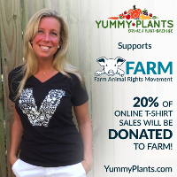 Get your Yummy Plants T-Shirts - Help Support FARM!