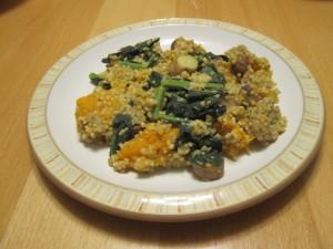 5 min meals - Millet Delight