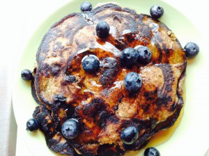 Vegan Recipe - Buckwheat Pancakes