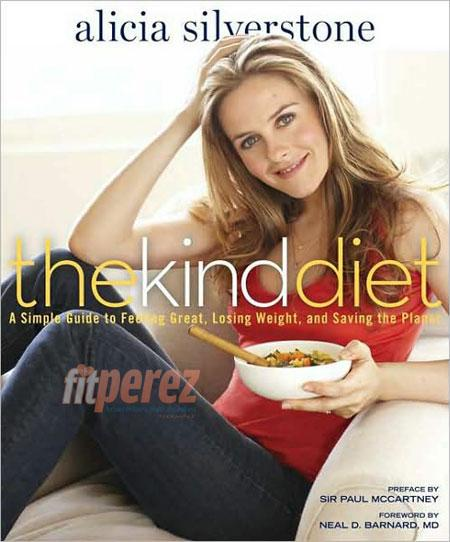 Alicia Silverstone's Very Healthy Outlook on Diet