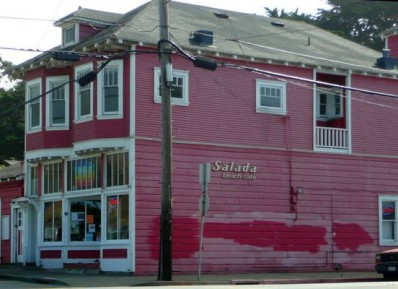 Salada Beach Cafe – Pacifica
