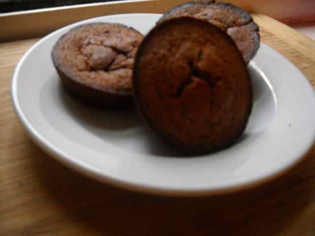 Gluten-Free AND Vegan Pumpkin Muffins