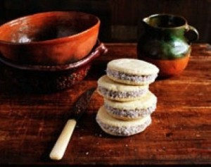 Vegan Recipe - Alfajores (Caramel Cookies)