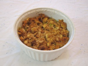 Vegan Recipe - Herb Stuffing