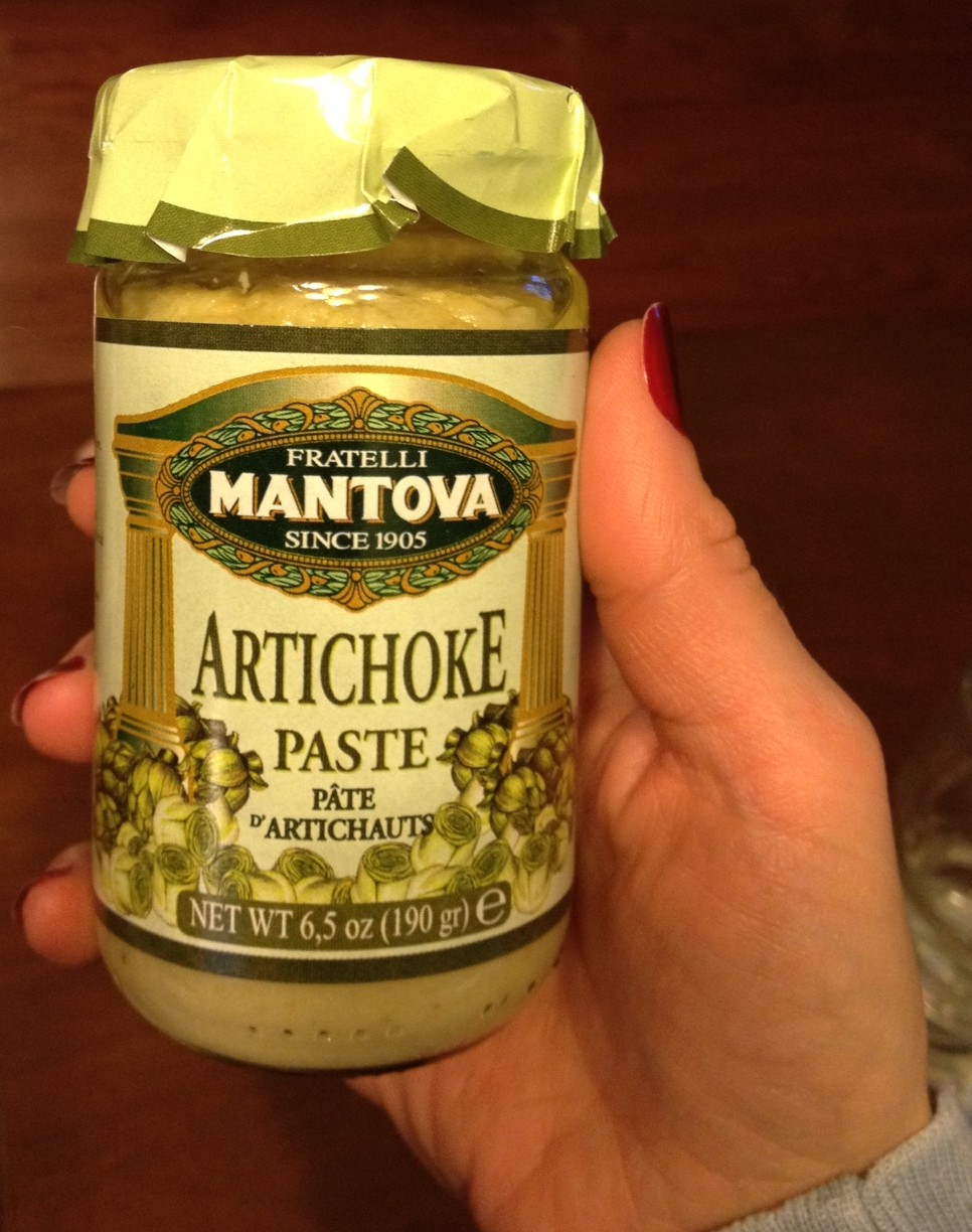 Accidentally Vegan: Fratelli Mantova Artichoke Paste!