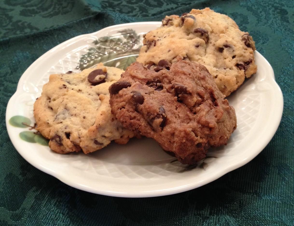 Merry Christmas Welcome Santa With Vegan Christmas Cookies