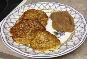 Vegan Recipe - Hanukkah Latkes