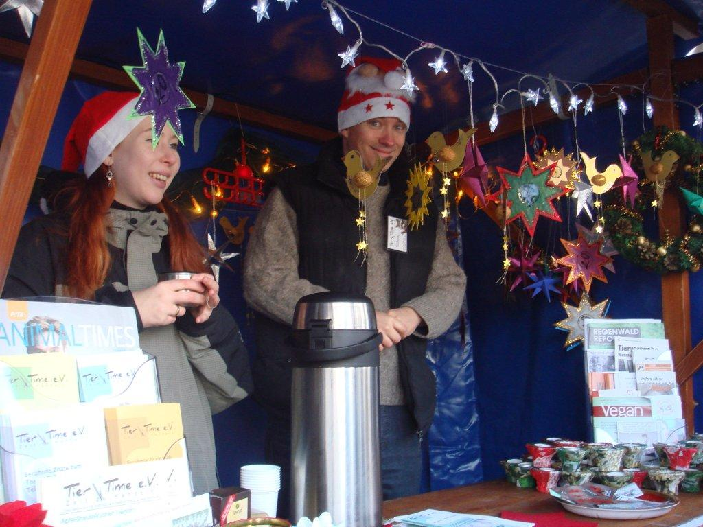 Second Annual Vegan Christmas Market Set for December 10 and 11 in Hannover, Germany