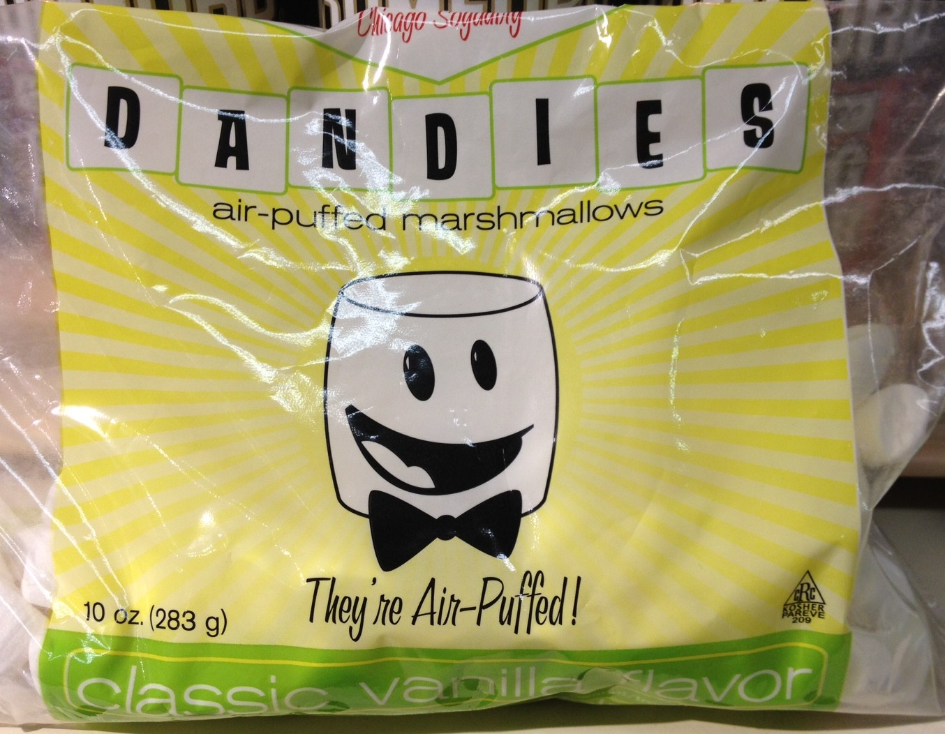 Accidentally Vegan: Dandies Vegan Marshmallows from Chicago Soy Dairy!