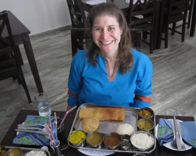 Vegan in India – I'm in Love with Dosas!