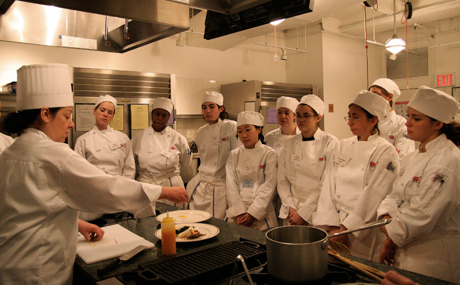 Vegan Cooking Classes at The Natural Gourmet Institute of Food and Health in NYC