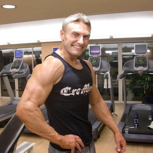 Think Differently:  The Transformation of Robert Cheeke from Farm Boy to Bodybuilder