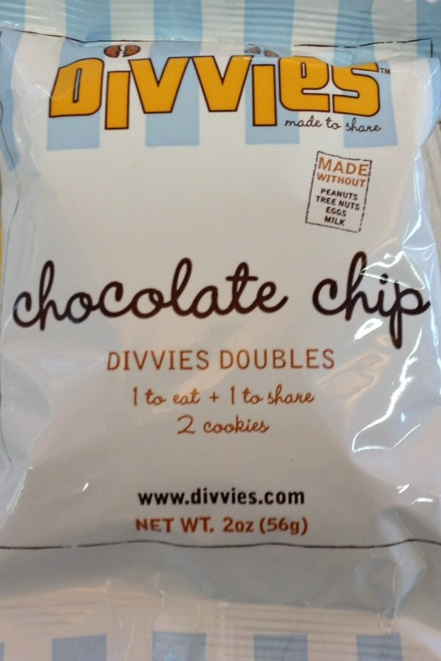 Divvies Chocolate Chip Cookies Review