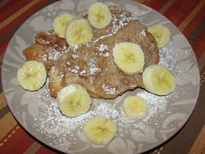 Vegan Recipe - French Toast
