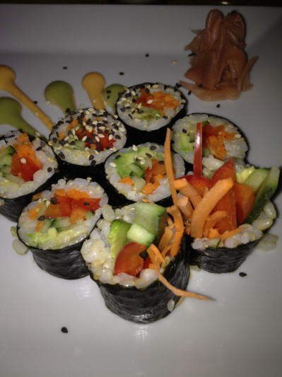 Vegan Recipe - Kids Love It Sushi