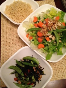 Vegan Recipe - Protein Powerhouse Salad with Creamy Tahini Dressing