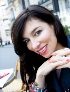 Aurelia d'Andrea author of an american vegan in paris