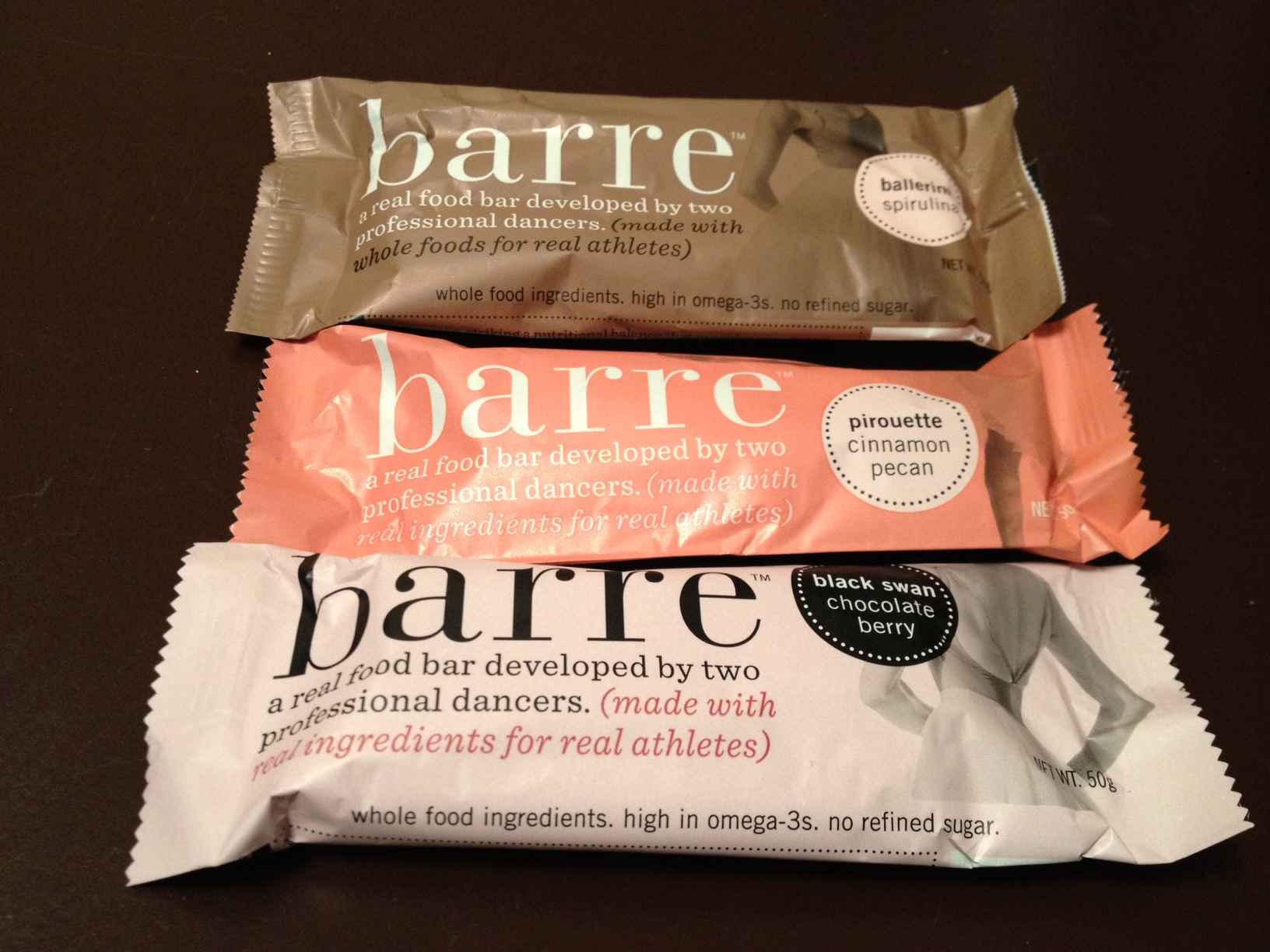 Accidentally Vegan: Barre Bars!