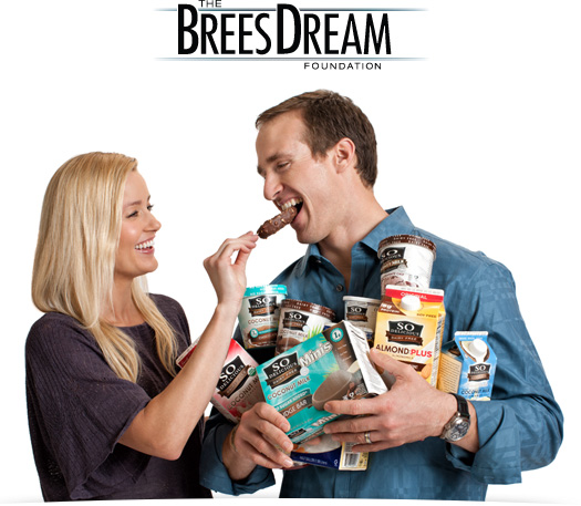 Treat Yourself with So Delicious Dairy Free Frozen Desserts and Help the Brees Dream Foundation
