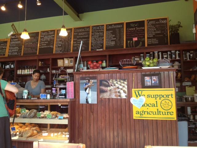 Woodstar Cafe