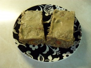 Vegan Recipe - Raw Gluten-Free Superfood Power Bars