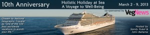vegan cruise holistic holiday at sea