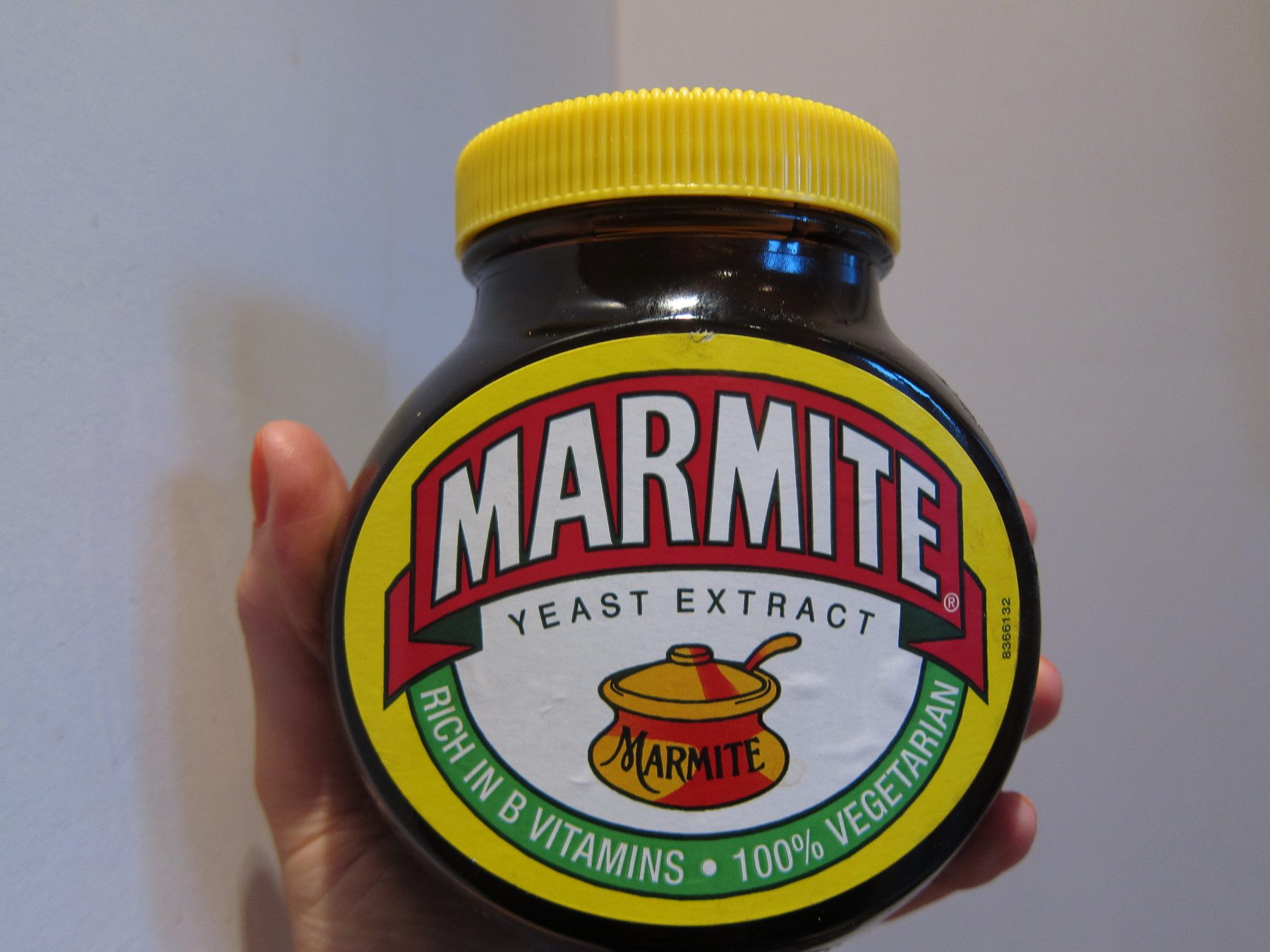Accidentally Vegan: Marmite!