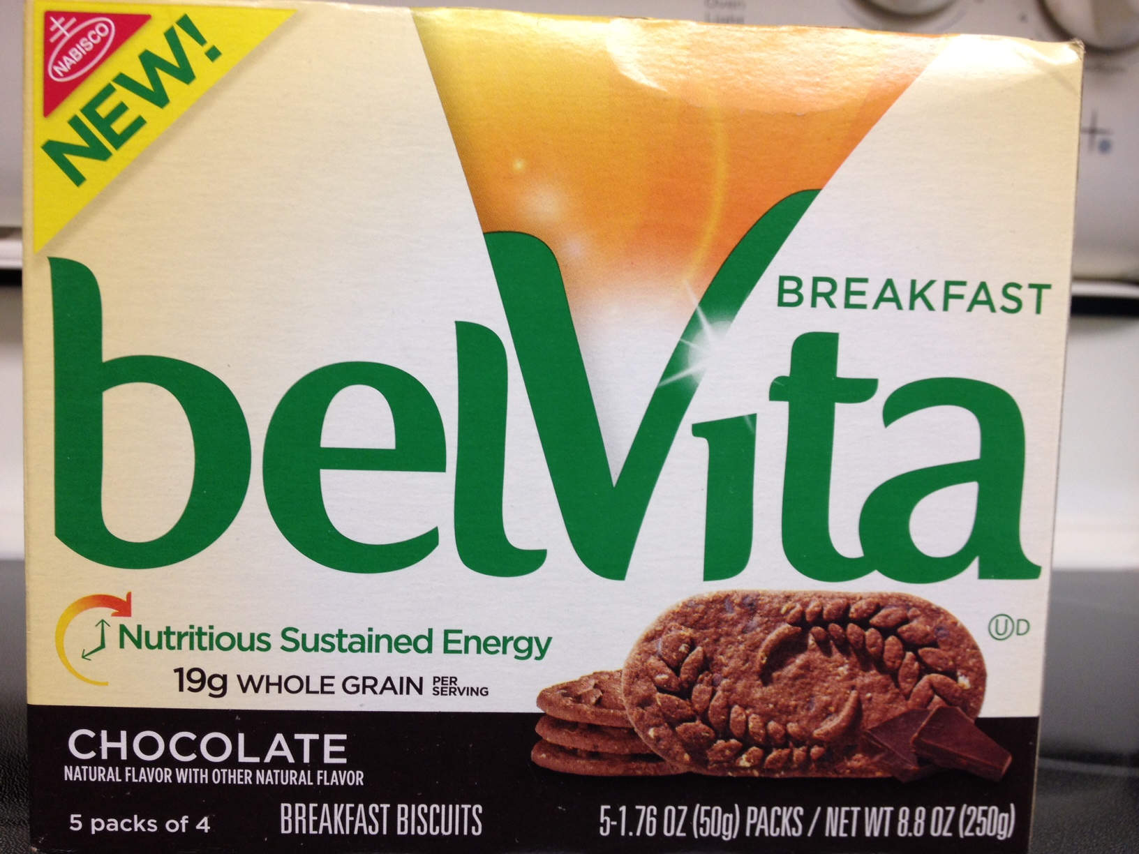 Accidentally Vegan: BelVita Breakfast Biscuits!