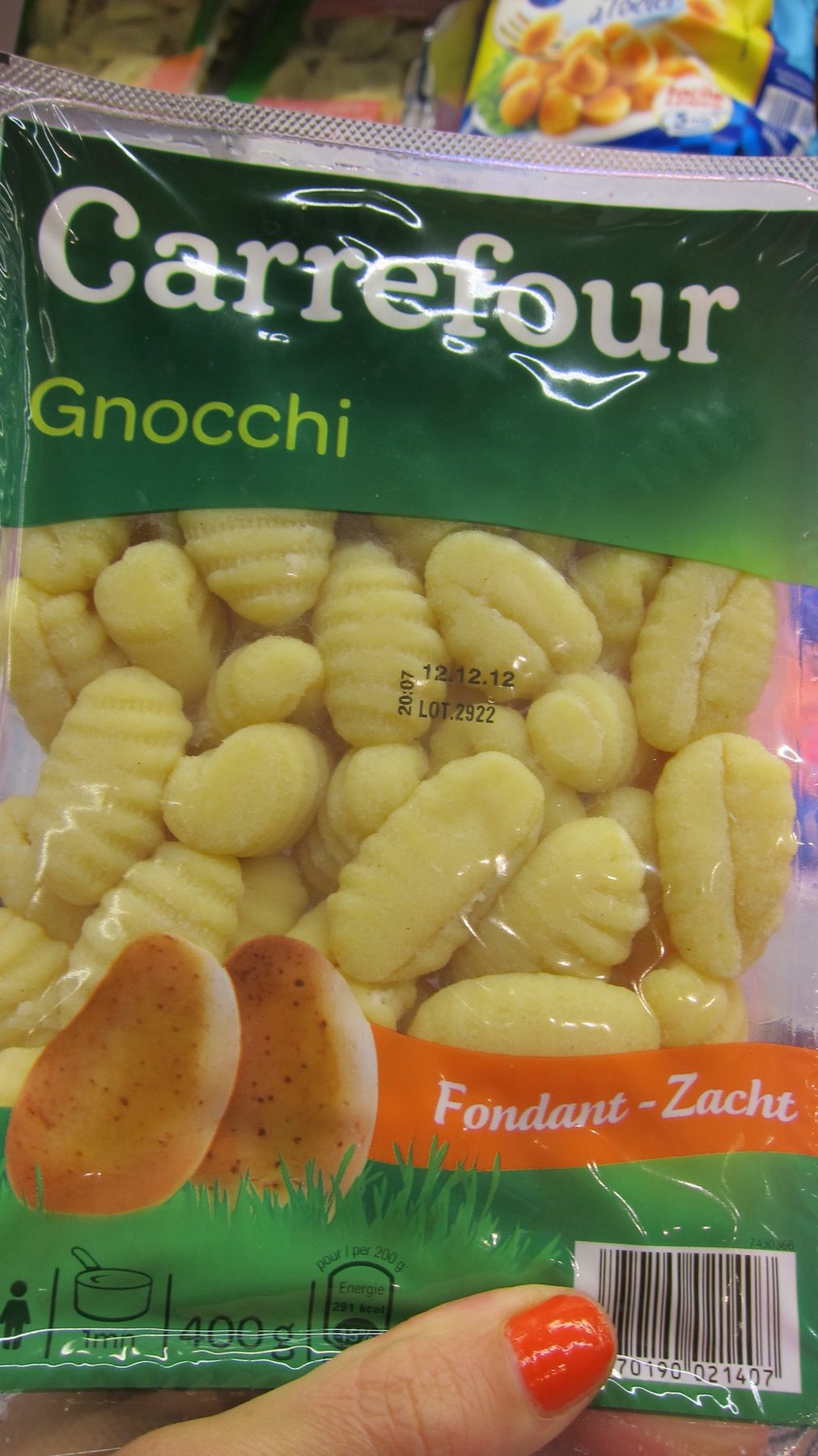 Accidentally Vegan: Gnocchi!