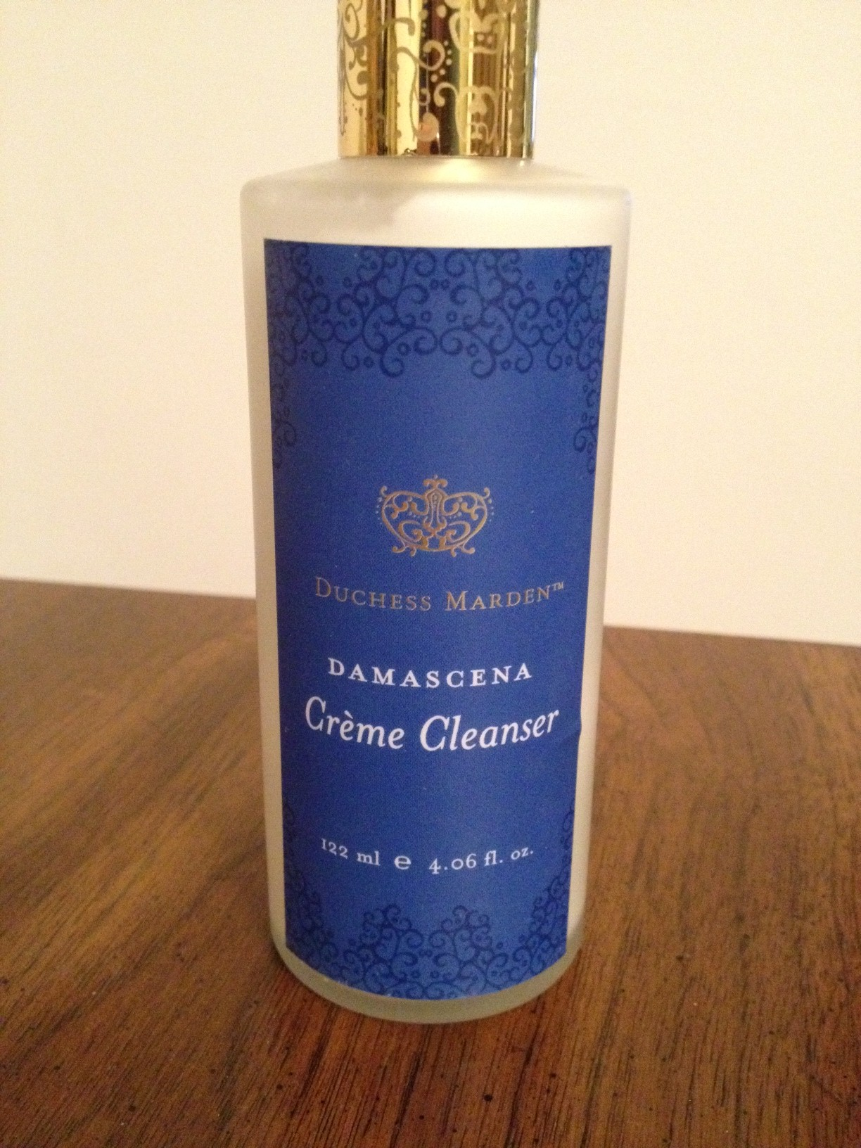 Win Duchess Marden Vegan Creme Cleanser!
