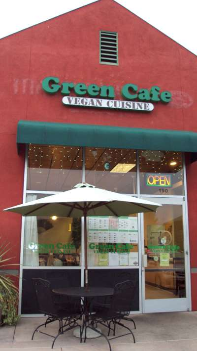 Green Cafe Vegan Cuisine