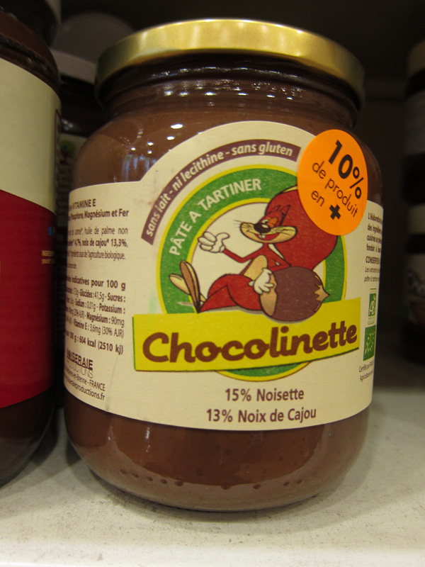 Chocolinette – Vegan Chocolate Hazelnut Spread