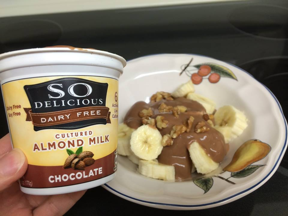 so delicious dairy free vegan almond milk yogurt chocolate