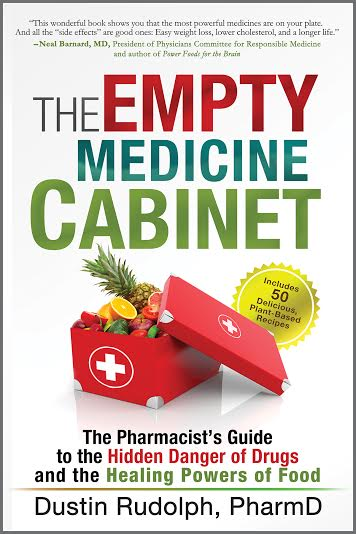 The Empty Medicine Cabinet by Dustin Rudolph