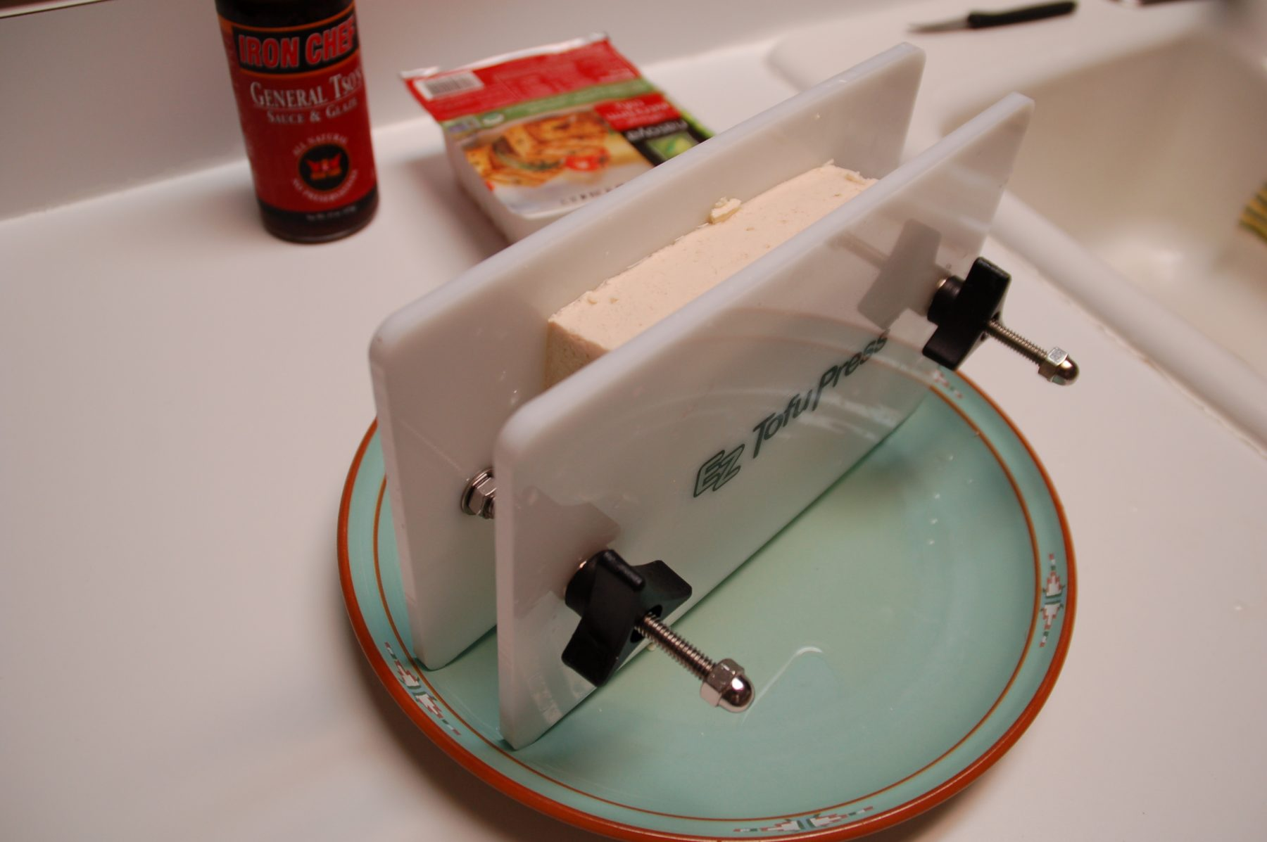 Win a Free EZ Tofu Press!