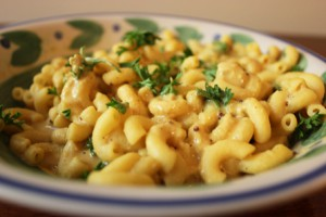 Vegan Recipe - Mac and Cheese