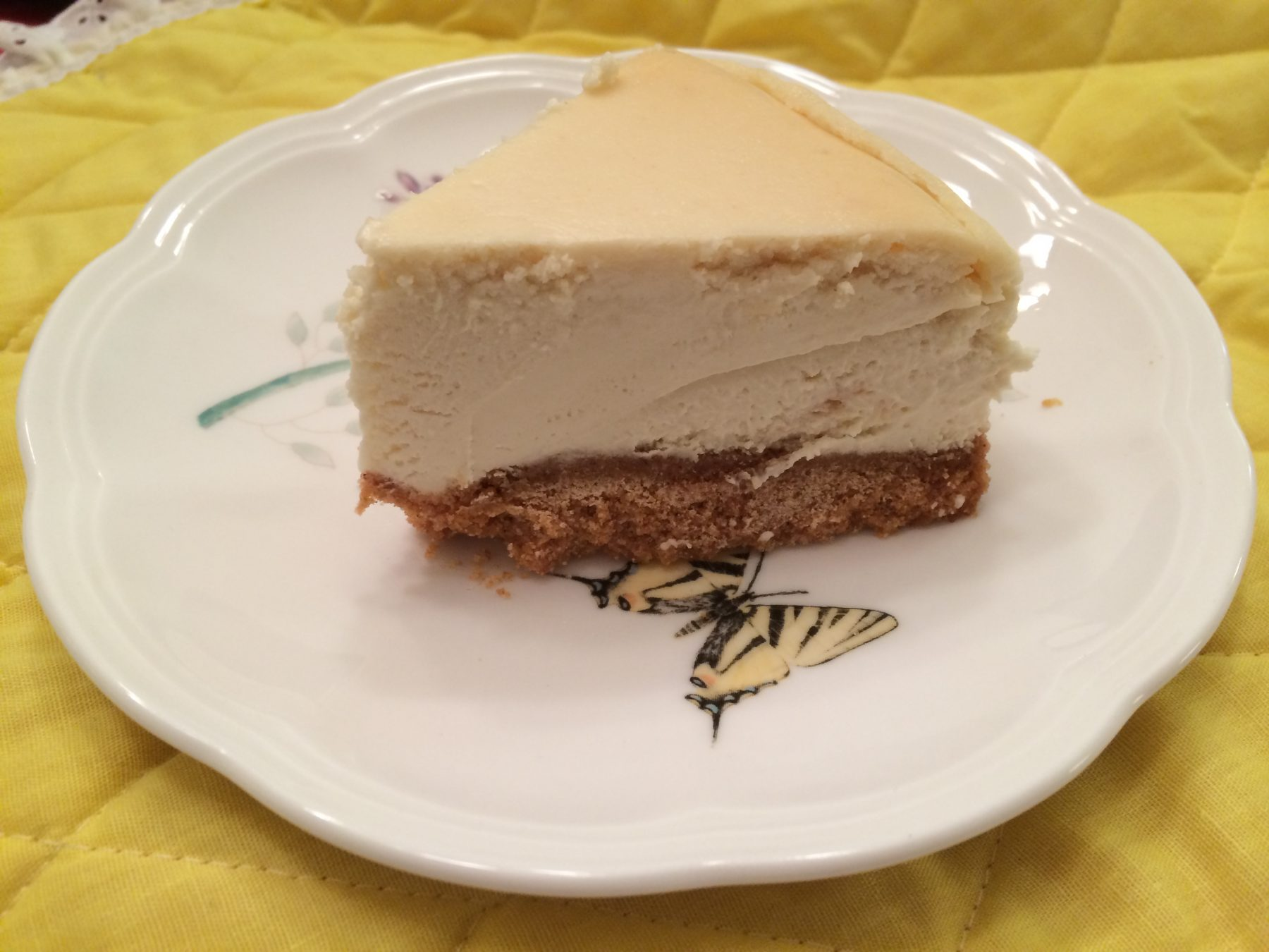 Sirabella Vegan Cheesecake