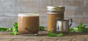 Vegan Recipe - Irish Whiskey Coffee