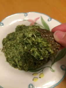Vegan Recipe - Kale Artichoke Dip