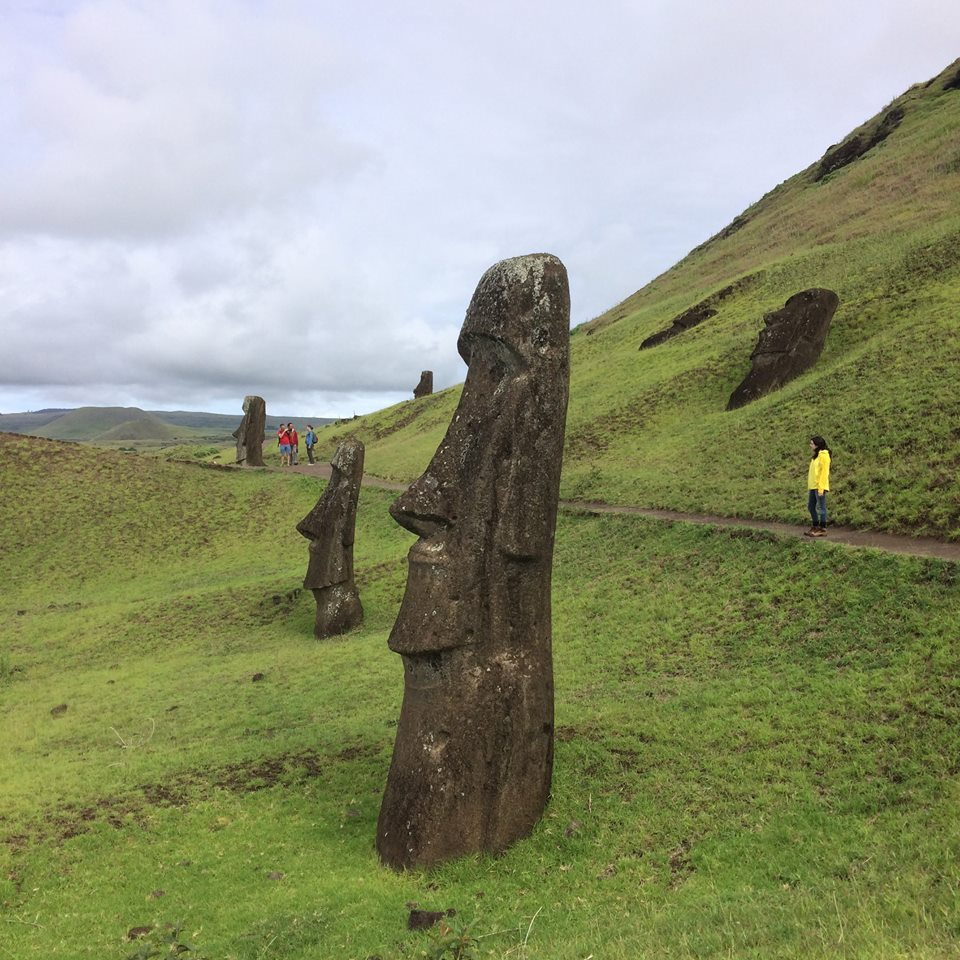 Vegan Easter Island (Rapa Nui)